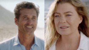 Foto Grey's Anatomy 17 - Meredith e Derek