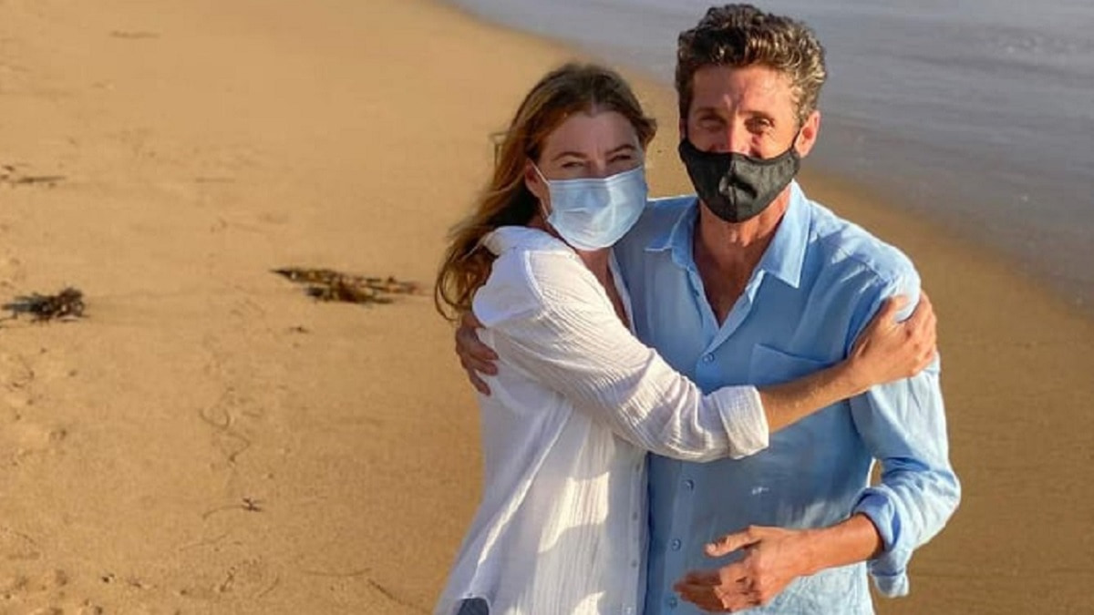 Foto Grey's Anatomy 17x01 - Derek Shepherd