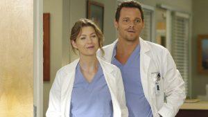 Foto Grey's Anatomy - Meredith e Alex
