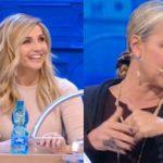 """Lorella Cuccarini punge Alessandra Celentano ad Amici: """"Sei gelosa?"""""""