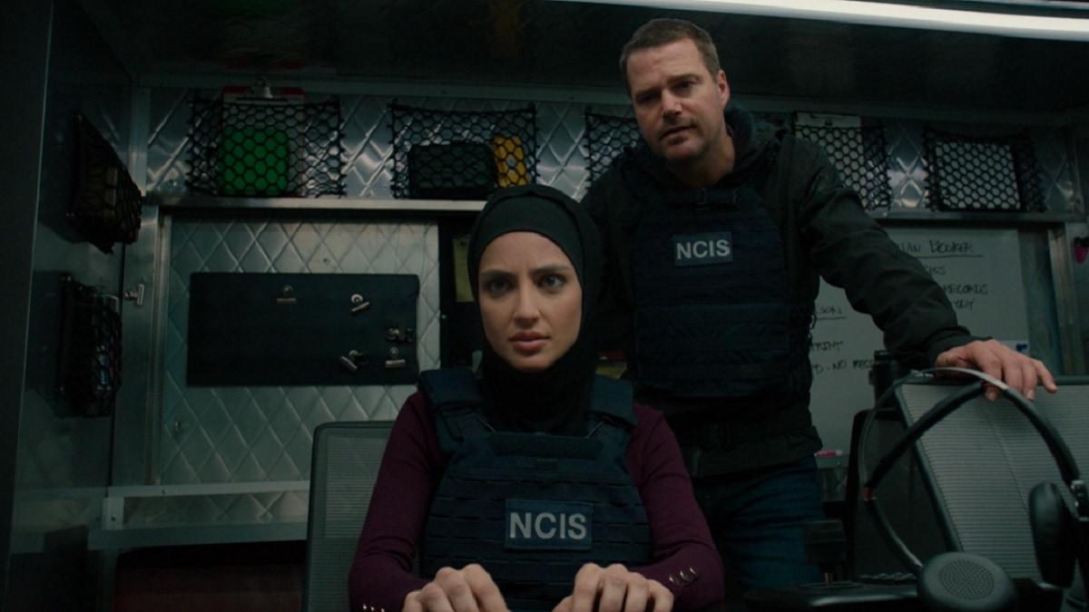 Foto NCIS Los Angeles - Callen e Fatima