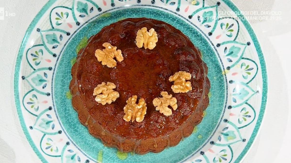 foto È sempre mezzogiorno torta integrale al miele