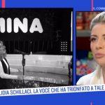 """Tale e Quale Show, triste confessione Lidia Schillaci: """"Vittima di violenza"""""""
