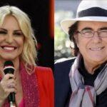 """Antonella Clerici su Albano a The voice: """"Insistito per averlo con Jasmine"""""""