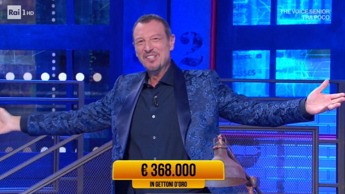I Soliti Ignoti: Dario da Terracina vince 368mila euro