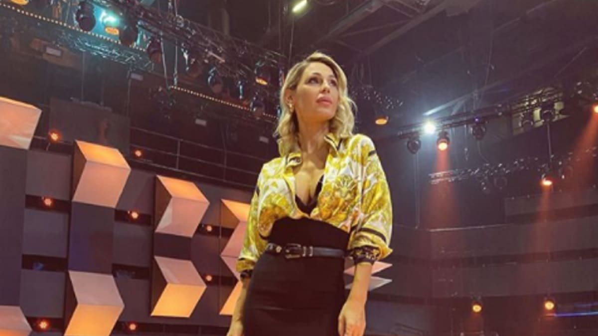 foto di Anna Tatangelo a All Together Now