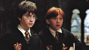 foto ascolti Harry Potter doc nelle tue mani