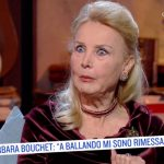 "Ballando, Barbara Bouchet svela a Serena Bortone: ""Mi sono incavolata"""