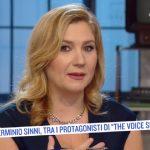 The Voice, Serena Bortone dice la sua sugli ascolti di Antonella Clerici