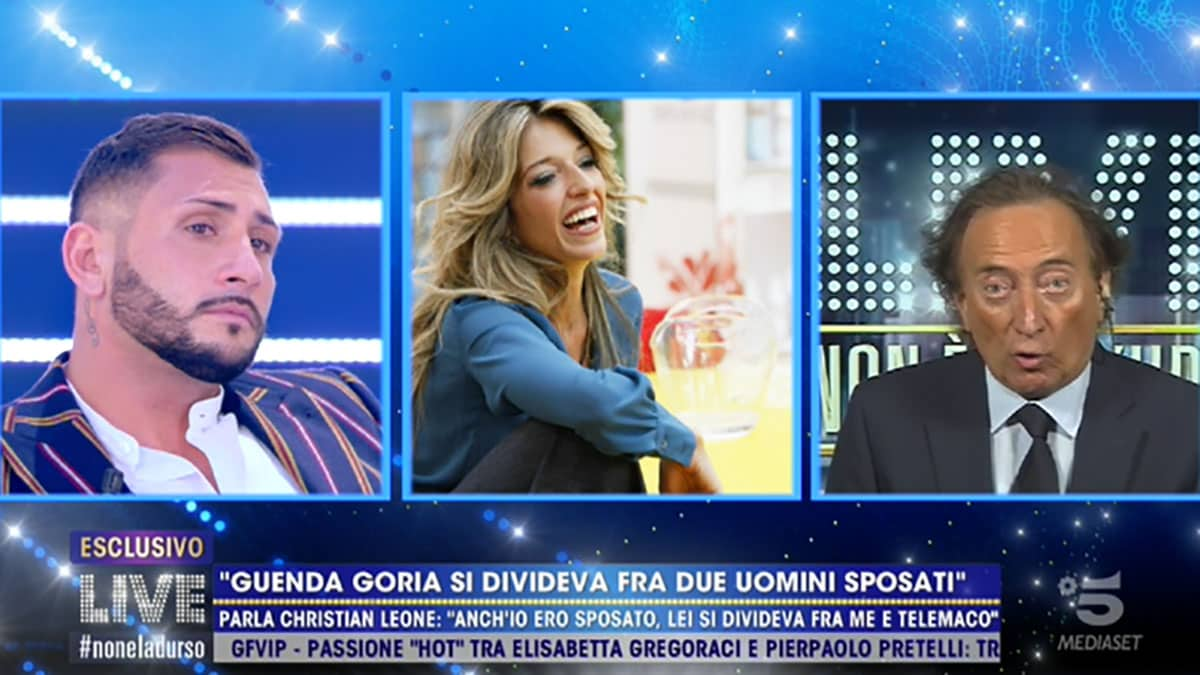 foto Christian Leone e Amedeo Goria a Live