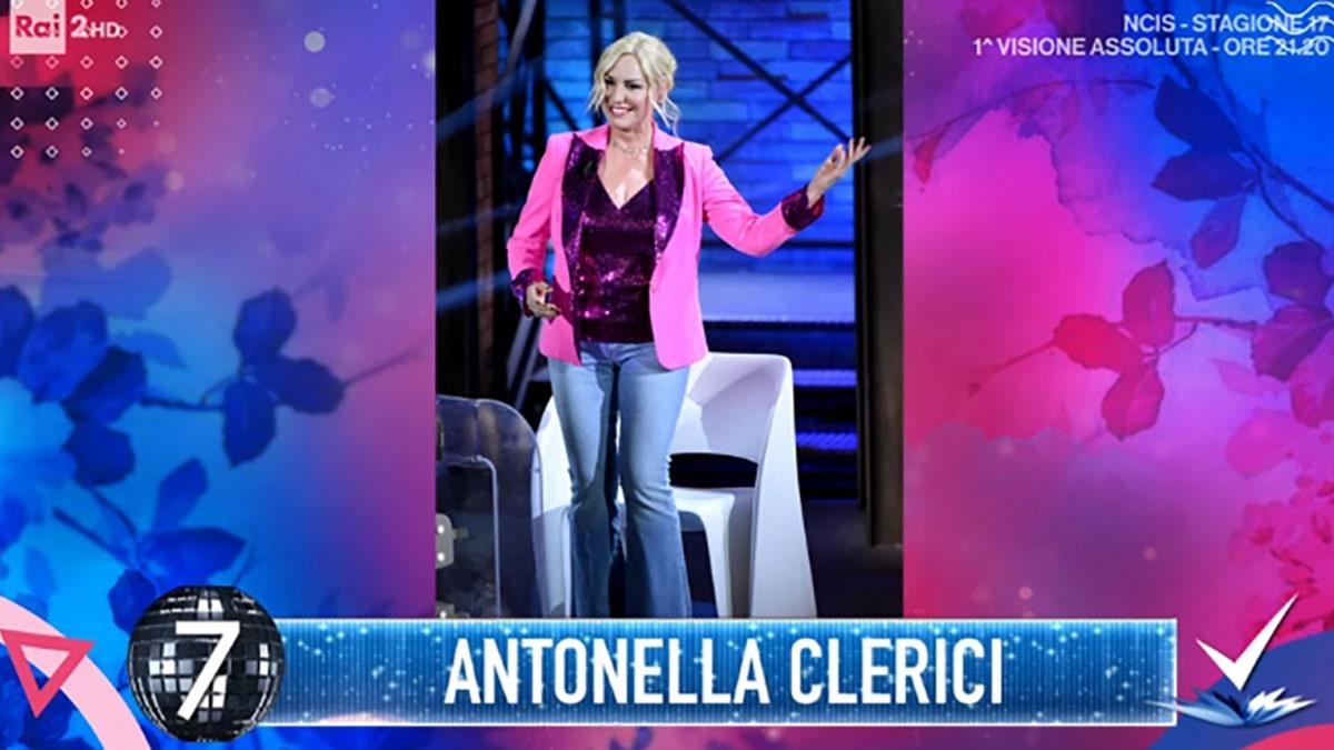 foto Antonella Clerici Detto Fatto