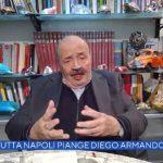 """Maurizio Costanzo, sfogo a La vita in diretta: """"Non ce lo dimentichiamo"""""""