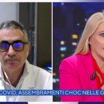 """Eleonora Daniele, sfogo a La vita in diretta: """"Bisognerebbe intervenire"""""""
