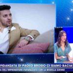 """Paolo Brosio, parla Diego Granese: """"Maria Laura si stancherà di lui"""""""