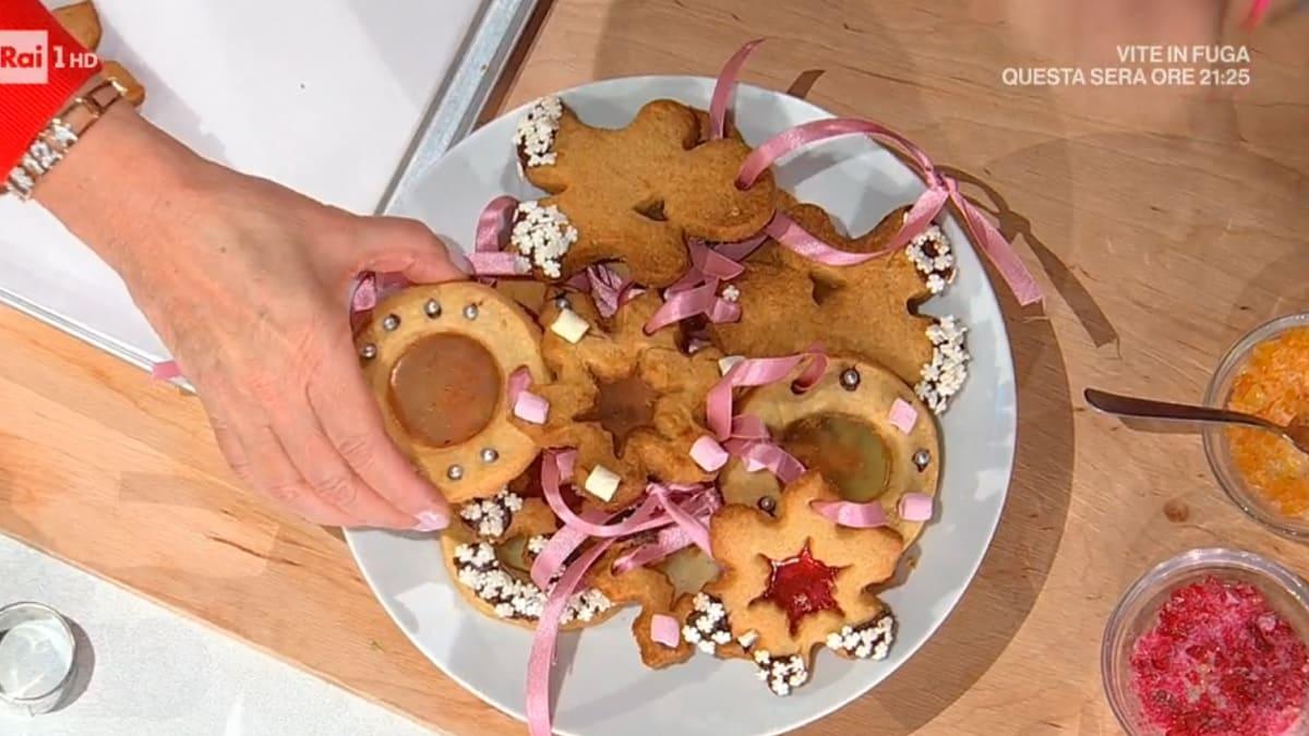 foto È sempre mezzogiorno biscotti da appendere