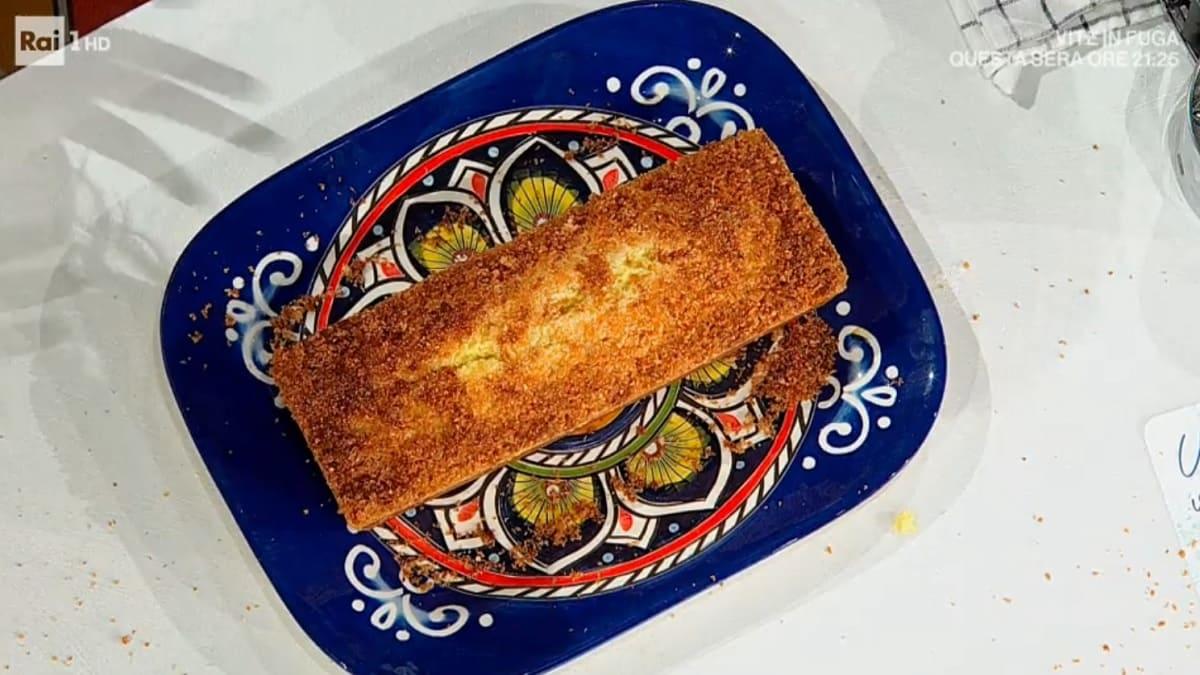foto È sempre mezzogiorno plumcake al cocco