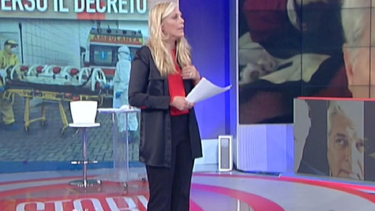 foto Eleonora Daniele 3 novembre