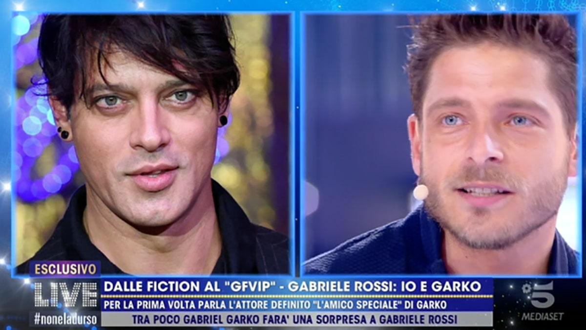 foto Gabriele Rossi a Live