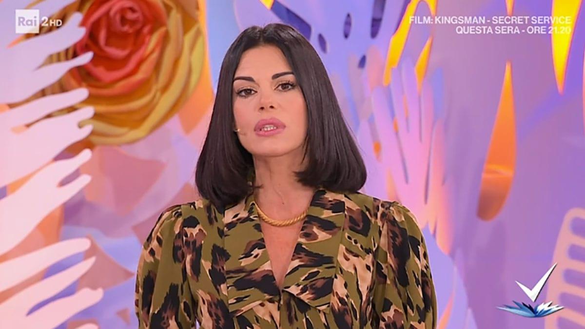 foto Bianca Guaccero a Detto Fatto