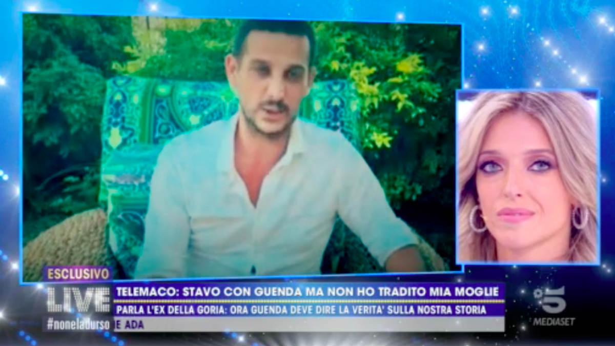 Guenda Goria single, Telemaco a Non è la D'Urso: