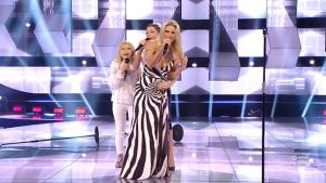 foto Michelle Hunziker a Together Now