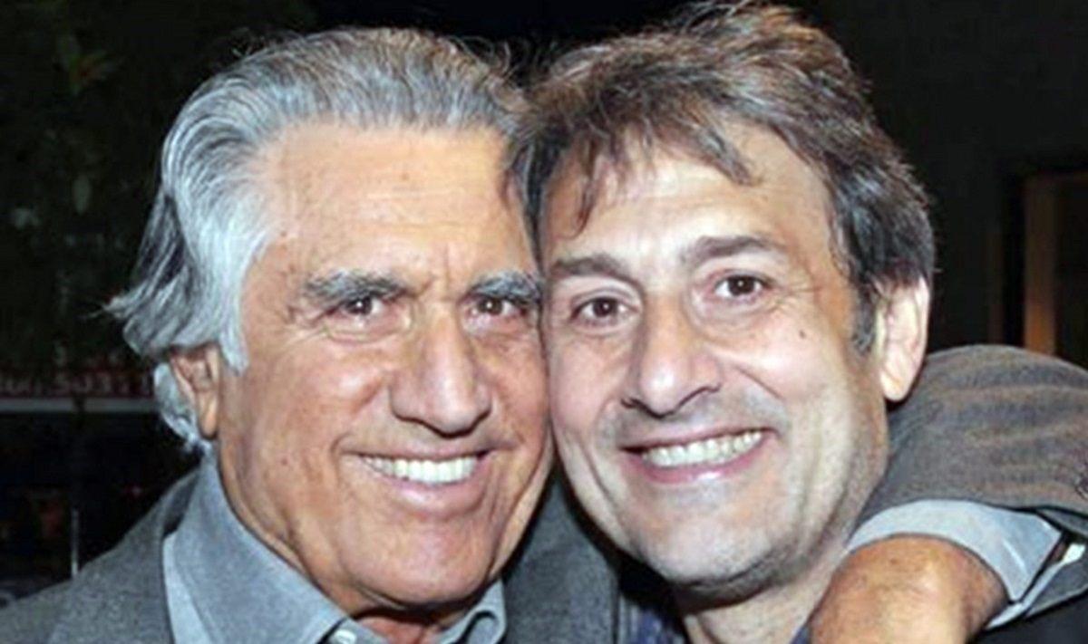 Foto Lando e Massimiliano Buzzanca