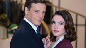 foto Luciano e Clelia de Il paradiso delle signore
