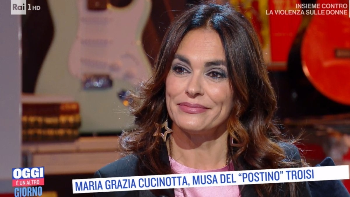 Foto Maria Grazia Cucinotta