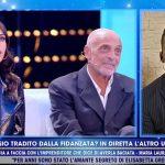 """Paolo Brosio a Live, Diego attacca Maria Laura: """"Ci siamo baciati"""""""