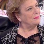 """Morta Maria S. di Uomini e Donne, Tina Cipollari: """"Ci hai fatto ridere"""""""