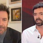 """Paolo Conticini chiude la polemica con Raimondo Todaro: """"Nulla contro"""""""