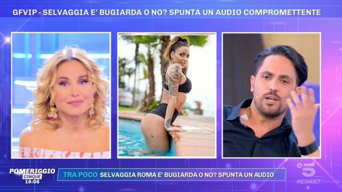 foto selvaggia roma audio