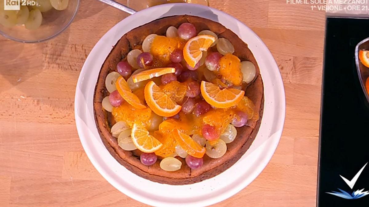 foto Torta del Benessere a Detto Fatto