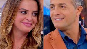 foto Uomini e Donne Riccardo Guarnieri Roberta Di Padua