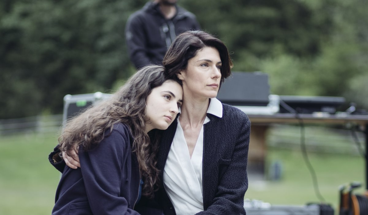 Foto Vite in fuga Anna Valle e figlia