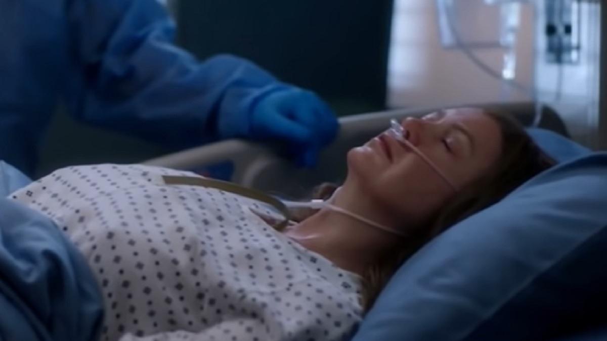 Foto Grey's Anatomy 17x04 - Meredith Grey