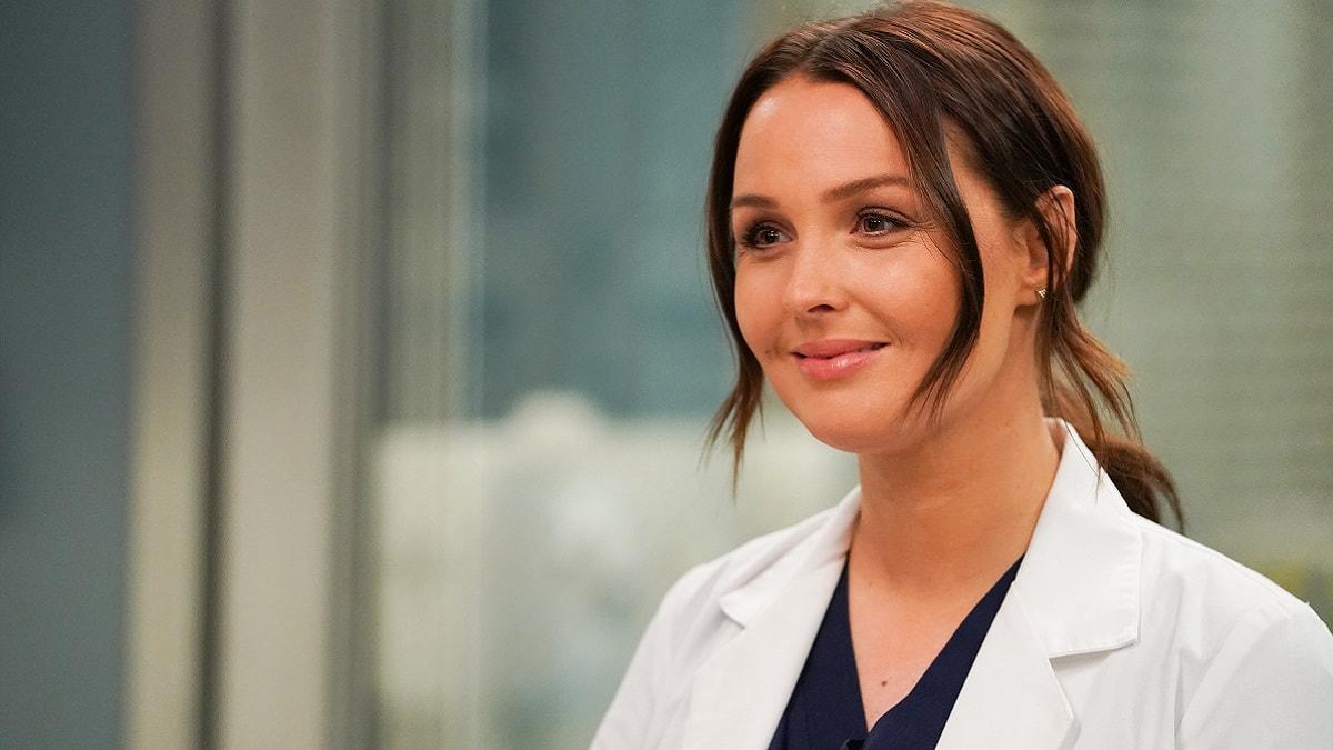 Foto Grey's Anatomy - Jo Wilson