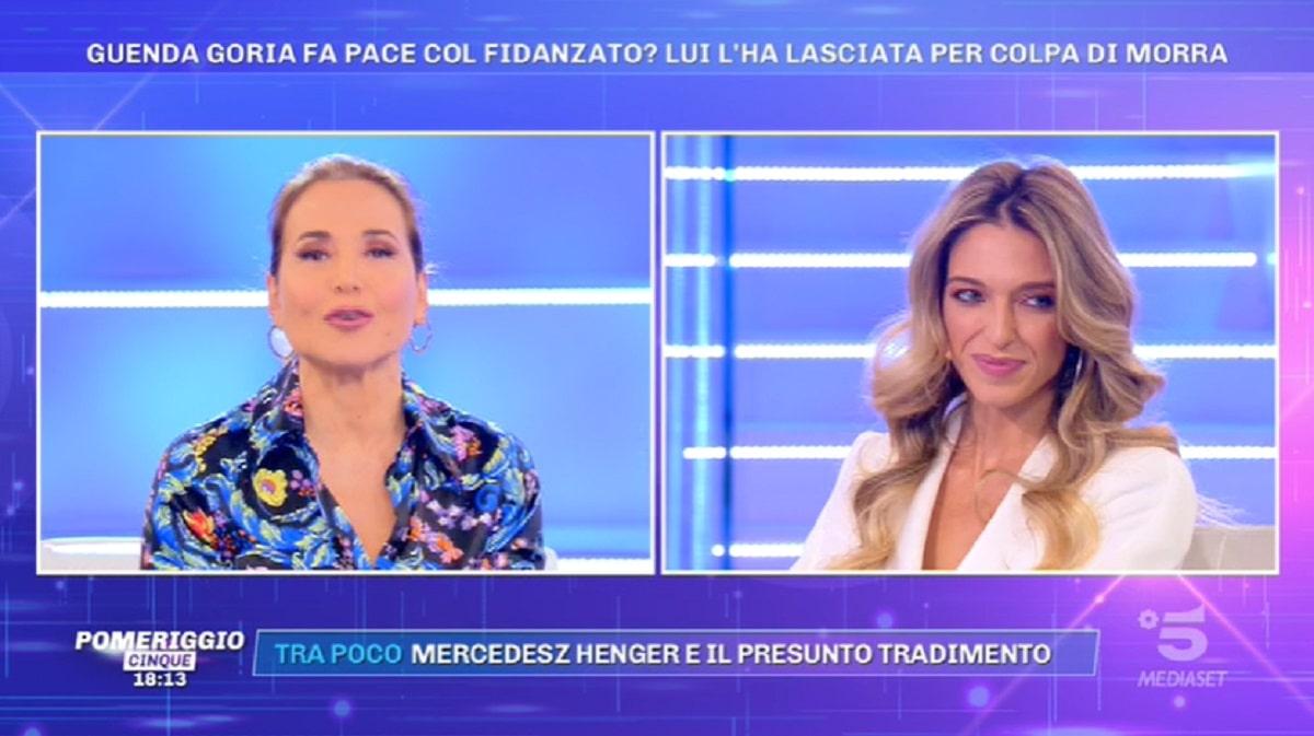 Foto Guenda Goria Su Telemaco Pomeriggio Cinque