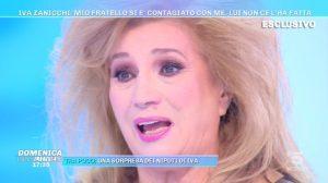 Foto Iva Zanicchi Sfogo Drammatico Domenica Live