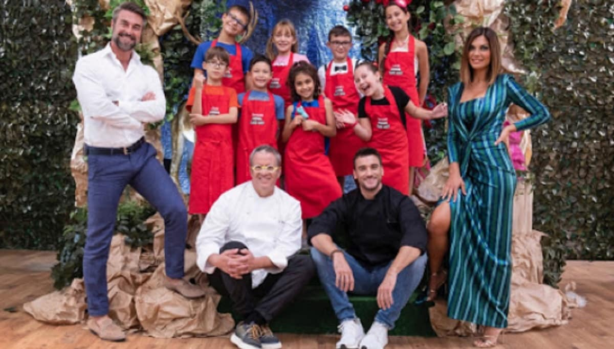 Foto Junior Bake Off Italia 2020