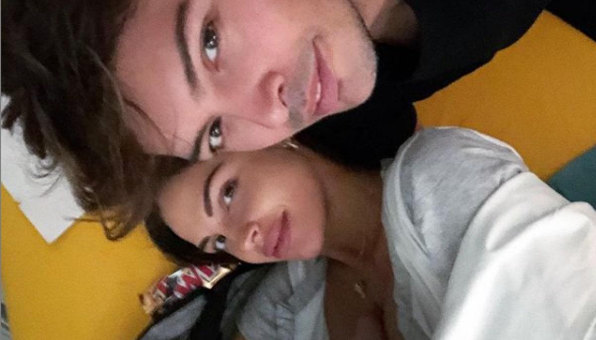Foto Stash e Giulia Belmonte Genitori