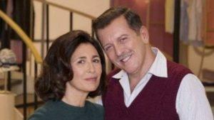 foto Agnese e Armando ne Il paradiso delle signore