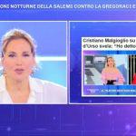 """Barbara d'Urso a Pomeriggio Cinque svela: """"Stalkerizzo Malgioglio"""""""