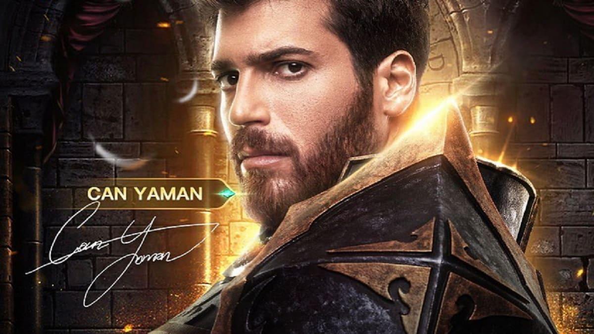 foto Can Yaman DayDreamer