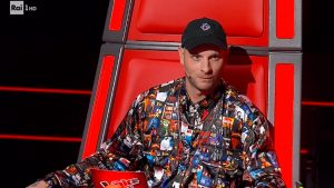 foto Clementino a The Voice Senior