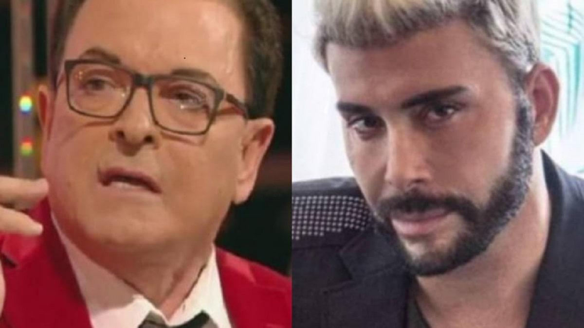 Cristiano Malgioglio Giacomo Urtis GF Vip