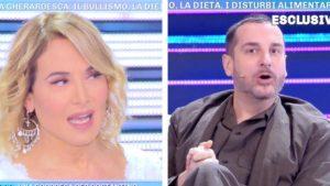 Foto Domenica Live Costantino Barbara d'Urso