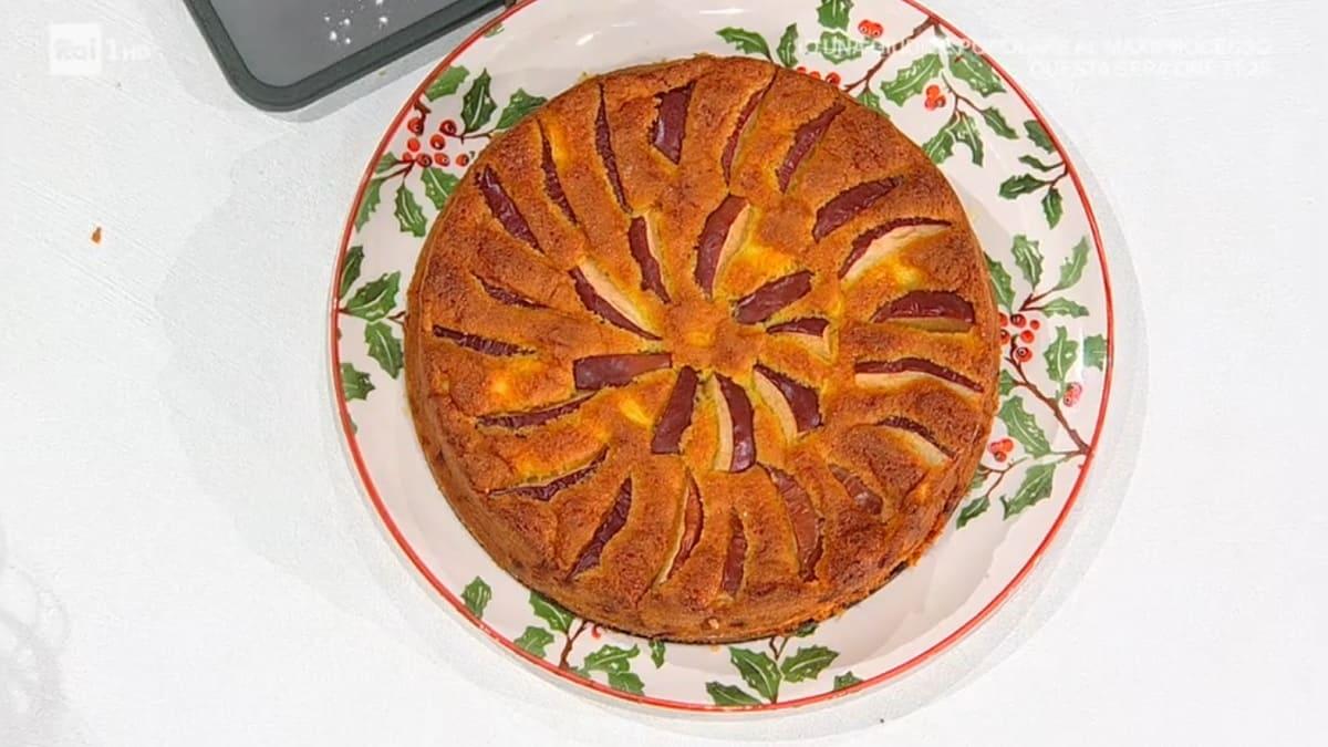 foto È sempre mezzogiorno torta mele anice stellato