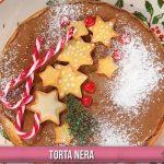 È sempre mezzogiorno ricette dolci: Natalia Cattelani prepara la torta nera