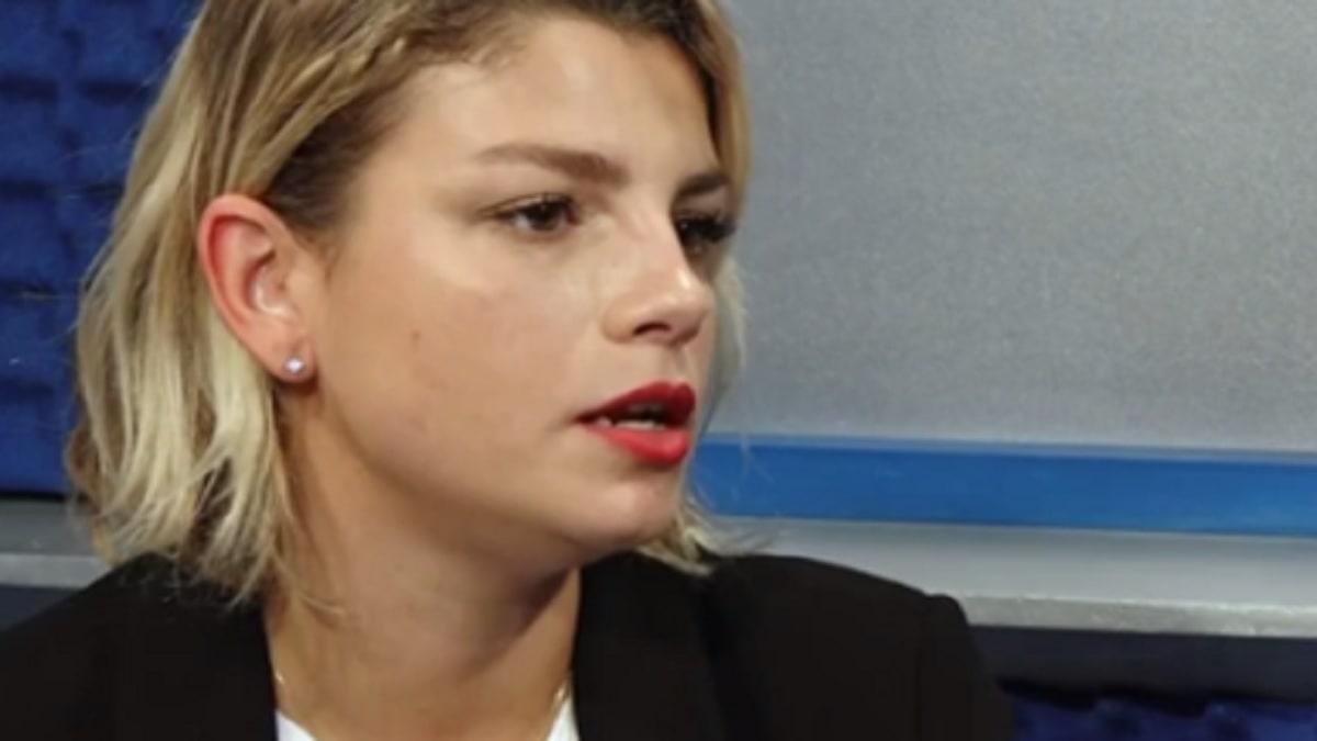 Emma Marrone scherzo Le Iene